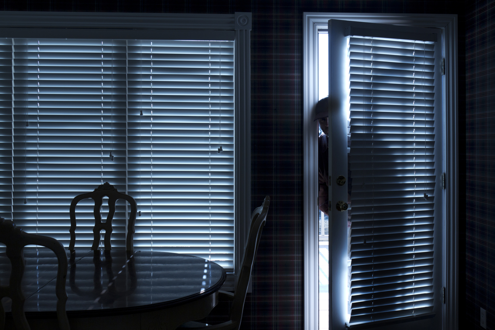 Home intercom systems can help prevent home invasions