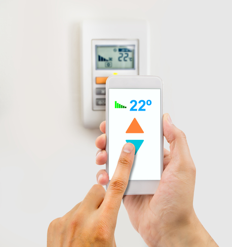 Smart climate control systems provide comfort and convenience to homeowners.